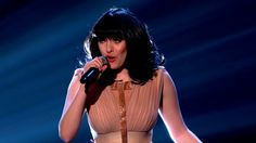 Best performance of the night. Check out the dress animation. Beautiful. Christina Marie performs 'Everlong' - The Voice UK 2014: The Live Quarter Finals.