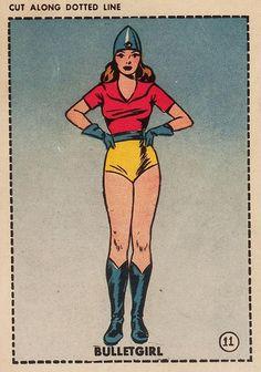 klappersacks:  1942-Captain Marvel Adventures #18- on Flickr.