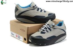 New MBT Chapa Men Shoes Grey Navy Shoes Shop