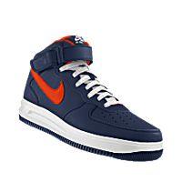 I designed the dark blue, orange and white Illinois Fighting Illini Nike Air…