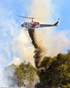 Cal Fire Copter 106