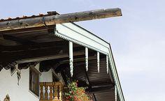 Zimmerei und Holzbearbeitung Gebrüder Dufter, Inzell (Die Holzdachrinnen aus…