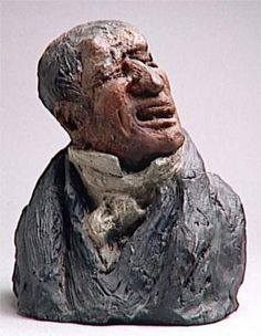 Nicolas Soult, Marshal of France by  Honore Daumier