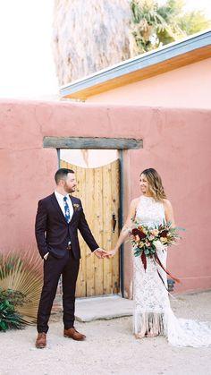 Palm Wedding, Boho Wedding, Wedding Flowers, Dream Wedding, Wedding Dresses, Twentynine Palms, California Wedding Venues, Event Photos, Getting Married