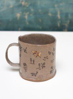 Las preciosas y originales piezas de cerámica de la pequeña marcaamericana BDDW.                   — BDDW ceramics