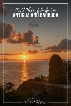 Whether you are staying at a resort or visiting the island on a cruise ship, we have a guide of the best things to do in Antigua and Barbuda. Antigua Caribbean, Caribbean Vacations, Top Travel Destinations, Travel Tips, Travel Info, Travel Advice, Travel Essentials, Travel Guides, Travel Usa
