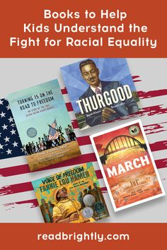 These books can serve as resources to help us move beyond tokens and icons and into a deeper understanding of our history and its legacy, toward liberty and justice for all. Friendship Stories, Books For Tweens, And Justice For All, Racial Equality, Public School, Book Lists, Memoirs, American History, Liberty