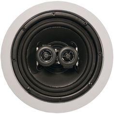 "Architech 6.5"" 2-way Single-point Stereo In-ceiling Loudspeaker"