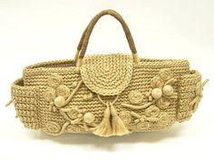 crochet bags, sacs, porte-monnaies,pochettes, etc