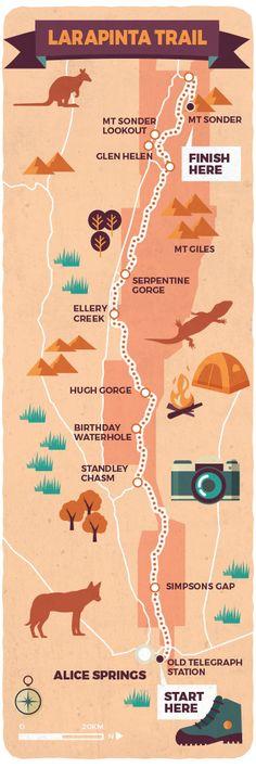 Larapinta Trail - the new daily Like and Repin. Thx Noelito Flow. http://www.instagram.com/noelitoflow
