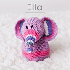 Ella Crochet Animals, Crochet Toys, Baby Shoes, Children, Hats, Inspiration, Amigurumi, Biblical Inspiration, Crocheted Toys