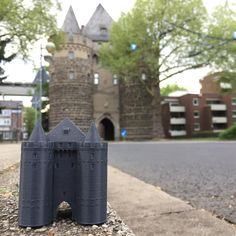 Old Gate to the City of Neuss by 3DPrintNovesia