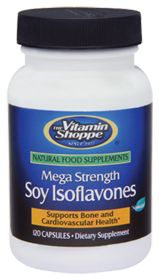 Soy Isoflavones Mega Strength - Buy Soy Isoflavones Mega Strength (200 MG) 120 Capsules at vitamin shoppe