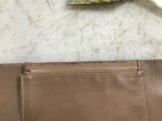 에르메스 버킨백st 가죽가방만들기 5주차 수업 : 네이버 블로그 Leather Bag Pattern, Card Holder, Wallet, Cards, Rolodex, Maps, Playing Cards, Purses, Diy Wallet