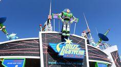 Buzz Lightyear Laser Blast | Disneyland Paris Attractions