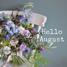 Welcome to August! Hope you all have a good one if you are working or on holiday. Enjoy!