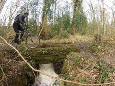 Weekend of Mountain Bike riding at Rivelin Valley in Sheffield. Filmed with a gopro hero2.