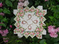 "Sew and Sow Farm-WOW!!!! My ""Lucy"" blocks are not anywhere this lovely!"