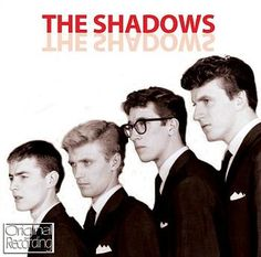 The Shadows Cd With Jet Harris, Tony Meehan, Hank Marvin / Guitar Music Music Icon, Pop Music, Music Covers, Album Covers, Shadow Riders, Hank Marvin, Pot Pourri, Classic Rock And Roll, Blues Brothers