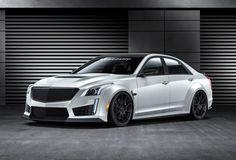 Cadillac CTS-V : la berline 4 portes de série la plus rapide au monde