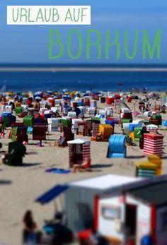 Borkum hat lange Sandstrände, wilde Natur und urbanes Flair.