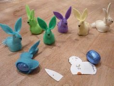 Sewing projects easter gifts 70 new ideas Easter Projects, Easter Crafts, Crafts For Kids, Easter Ideas, Bunny Crafts, Spring Crafts, Holiday Crafts, Waldorf Crafts, Felt Bunny