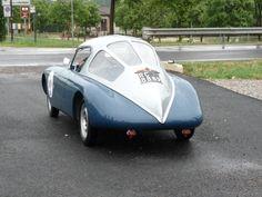 1947 Fiat 1100 Ala d'Oro Stanguellini
