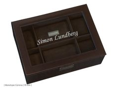 Are you searching for a personalised gift? Have a look at this image of personalised stackers brown executive watch box. We Get Personal UK offer this watch box with leather imitation, glass and fabric. You can buy is with low cost of £80.00. #personalisedwatchbox #engravedwatchbox #watchboxes #StackersBrownExecutiveWatchBox