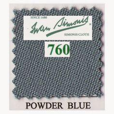 Kit tapis Simonis 760 7ft UK Powder Blue - 140,00 €  #Jeux