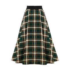 Womens A Line Vintage Maxi Skirts Checkered Print One Size >>> Details can be found by clicking on the image. (This is an affiliate link) Checker Print, Maxi Skirts, Fashion Outfits, Womens Fashion, Amazon, Link, Image, Awesome, Fashion Suits