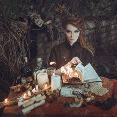 Vampires, Witches & Magic