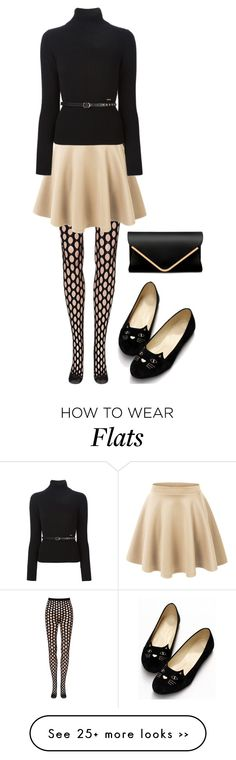 """""""Smart Look"""" by dazzling-dazed-dayz on Polyvore featuring Proenza Schouler, LE3NO and Dsquared2"""