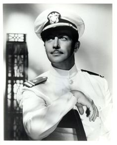 Love the old movies with Robert Taylor.  He was very handsome!