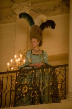 The Duchess (2008) by Saul Dibb with Keira Knightley Costume design: Michael O'Connor