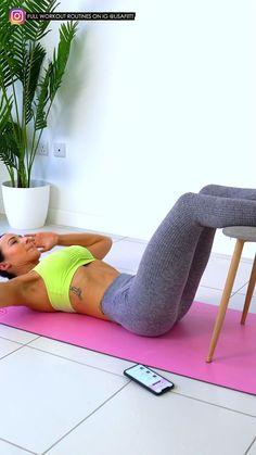 All Body Workout, Body Weight Leg Workout, Post Baby Workout, Small Waist Workout, Basic Workout, Gym Workout Videos, Fitness Workout For Women, Butt Workout, Mini Workouts