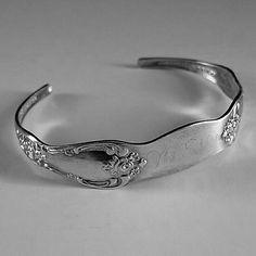#Vintage #ROGERSONEIDA #SpoonBracelet #CuffBracelet #Bracelet by DestineJewellry