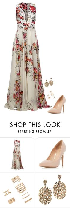 """""""Untitled #635"""" by h1234l on Polyvore featuring Zuhair Murad, Dorothy Perkins and Forever 21"""