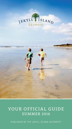 Your official guide to Jekyll Island, Georgia - Summer 2016