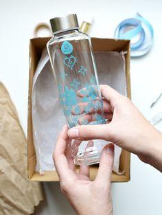 Lavivavera for EQUA #equabottle #glassbottle #healthy #water