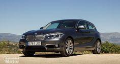 Prueba BMW Serie 1 2015, significativo cambio a mejor - http://www.actualidadmotor.com/prueba-bmw-serie-1-2015-118d/