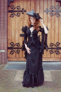Victorian Steampunk ML Viktorianischer Steampunk, Costume Steampunk, Steampunk Clothing, Steampunk Fashion, Gothic Clothing, Steampunk Necklace, Gothic Mode, Gothic Lolita, Victorian Gothic