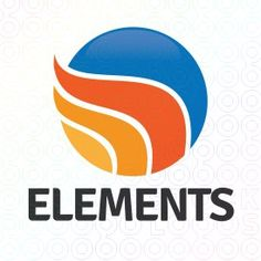 Exclusive Customizable Logo For Sale: Elements | StockLogos.com