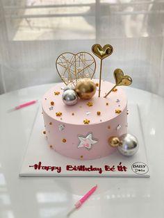 Creative Cake Decorating, Cake Decorating Designs, Creative Cakes, Surprise Cake, Cakes For Women, Cake Shop, Food Cakes, Love Cake, Cute Cakes