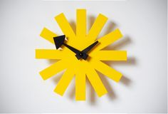 make your own clock! Bet could do this with a gorgeous pottery barn knock off!