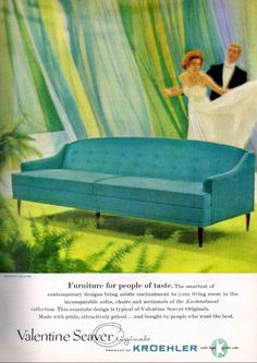 1960s Home Decor, Contemporary Design, Sofas, Couch, Living Room, The Originals, Chair, Furniture, Couches