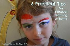 Practical Tips and great resources for introducing a second language to your kids!