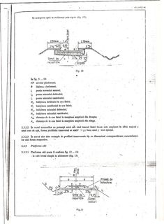 Stas 3197-2-1990 Cai Ferate Normale Elemente Geometrice