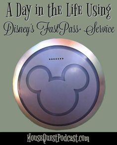 Using Disney's FastPass+ Service / Walt Disney World / Magic Kingdom