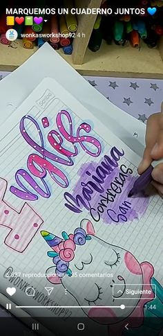 Grammar Book, Art Drawings Sketches Simple, Banner, Doodles, Notebook, Bullet Journal, Kawaii, Lettering, United Nations