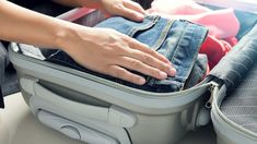 5 Steps to a Perfectly Packed Suitcase - Consumer Reports Suitcase Packing, Packing List For Travel, Packing Tips, Travel Tips, College Packing, Vacation Packing, Travel Hacks, Vacation Ideas, Martin O'malley